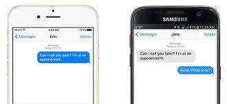 apple to android transfer apple does not intend to transfer the software imessage on android