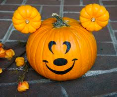 minnie mouse painted pumpkin izzies birthday ideas pinterest