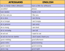 best 25 afrikaans language ideas on pinterest learn a new