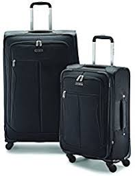 deal of the day 70 samsonite two luggage