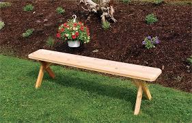 cedar picnic table amish furniture outddor garden furniture