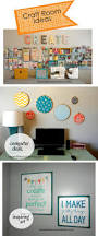 How To Organize Ideas It U0027s Written On The Wall Craft Room Organizing Ideas How To Use