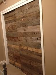 Sliding Wooden Closet Doors Create A New Look For Your Room With These Closet Door Ideas