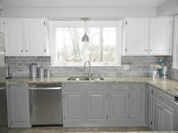 pics of kitchens with white cabinets and gray walls 14 times white kitchen cabinets transformed a space