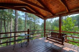honeymoon cabin powder house lodge