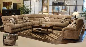 plush sectional sofas large sectional sofas with recliners sofas