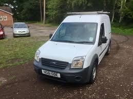 2011 Ford Transit Van 2011 Ford Transit Connect Van 66k Miles In Whitehill Hampshire