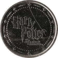 harry potter et la chambre des secrets en jeton harry potter et la chambre des secrets harry potter jetons