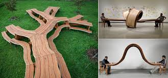 unique wood unique wooden tables by michael beitz icreatived