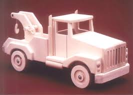 Homemade Wooden Toy Trucks by Wooden Wrecker Toy Truck Wooden Toys Handcrafted Quality Toy