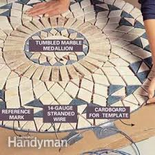 Installing Marble Tile How To Install Marble Tile Floor A Tumbled Stone Entryway