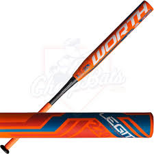 worth resmondo legit 220 slowpitch softball bat maxload usssa sbl22m
