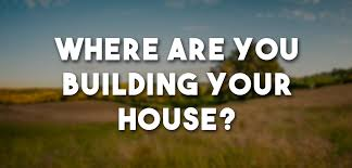 Build A Dream House Can You Build Your Dream Home On