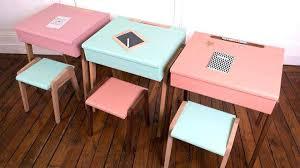 petit bureau pour enfant petit bureau fille bureau pupitre chaise daccolier toudou la redoute