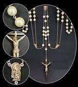 wedding lasso rosary rosary wedding lasso silver crucifix coc07377 f c ziegler