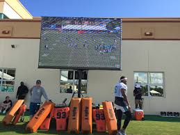 Miami Home Design Remodeling Show Spring 2015 What U0027s Up With Those New Video Boards At Miami Dolphins Practice
