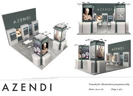 House Design Exhibitions Uk by Fusion Display Azendi Exhibition Stand