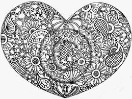 abstract coloring pages adults free printable mandala
