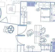 plan de cuisine professionnelle projet de construction de votre cuisine després laporte
