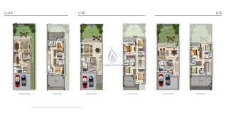 Villa Floor Plan by Aurum Villas Floor Plans