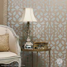 wall trellis design large exotic trellis wall stencils for diy painting royal design