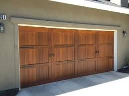 Overhead Door Santa Clara Sonoma County Garage Doors Certified