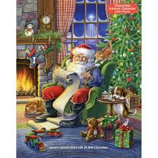 chocolate advent calendar or chocolate 2017 advent calendar 871241000964