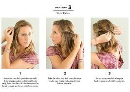 step by step twist hairstyles latest simple eid hairstyles 2017 step by step tutorials