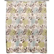Bath Sets With Shower Curtains Famous Home Fashions Margarita Shower Curtain 901769 The Home Depot