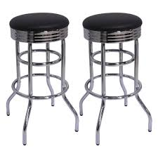Black Swivel Bar Stool 52 Types Of Counter U0026 Bar Stools Buying Guide