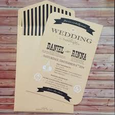 wedding invitations jakarta card invitation vendor in jakarta the dept