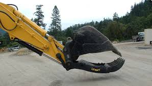 amulet powerbrute hydraulic thumb for 5 6 ton excavators ct15 2