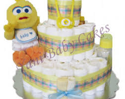 baby diaper cake shower centerpiece sale mouse deluxe diaper