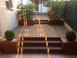 fabrication de coffre en bois réalisations d u0027aménagement extérieur bois à lyon rhône alpes