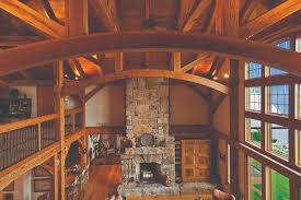 wood home interiors timber frame timber frame home interiors new energy works