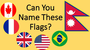 Flags Of All Nations World Flags Quiz Flags And Capital All Countries Youtube