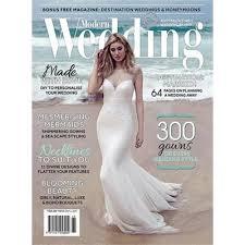 wedding magazines modern wedding magazine 12 month subscription weddingbuzz au
