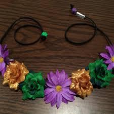mardi gras headbands shop mardi gras headband on wanelo