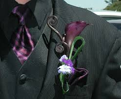 Boutineer Flowers Corsage And Boutonniere Flowers Love In Bloom