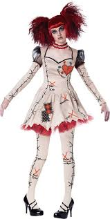 Creepy Doll Halloween Costume 20 Rag Doll Costumes Ideas Sally Halloween