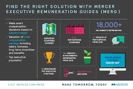 sales salary guide european executive remuneration guides mercer