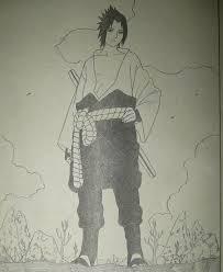 uchiha sasuke sketch by eiytin001 on deviantart