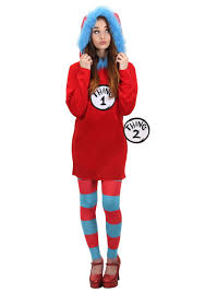 Dr Seuss Family Halloween Costumes by Cat In The Hat Costumes Kids Cat In The Hat Costume