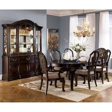 barclay place formal dining room set millennium furniture cart