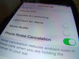 how to disable noise cancellation on iphone ios tips cult of mac