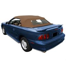 convertible mustang ford mustang convertible top 1994 2004 glass window
