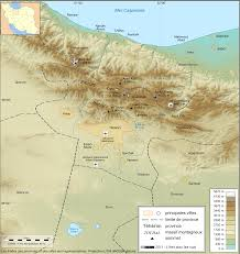 Tehran Map File Tehran Topo Svg Wikimedia Commons