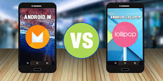 os android marshmallow vs lollipop which is the faster os