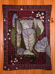maine fiberarts town and country hooked rugs