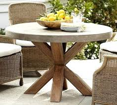 concrete top dining table cement table top cement outdoor table dining table cement natural